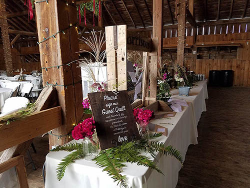 Weddings By Clippers Flowers